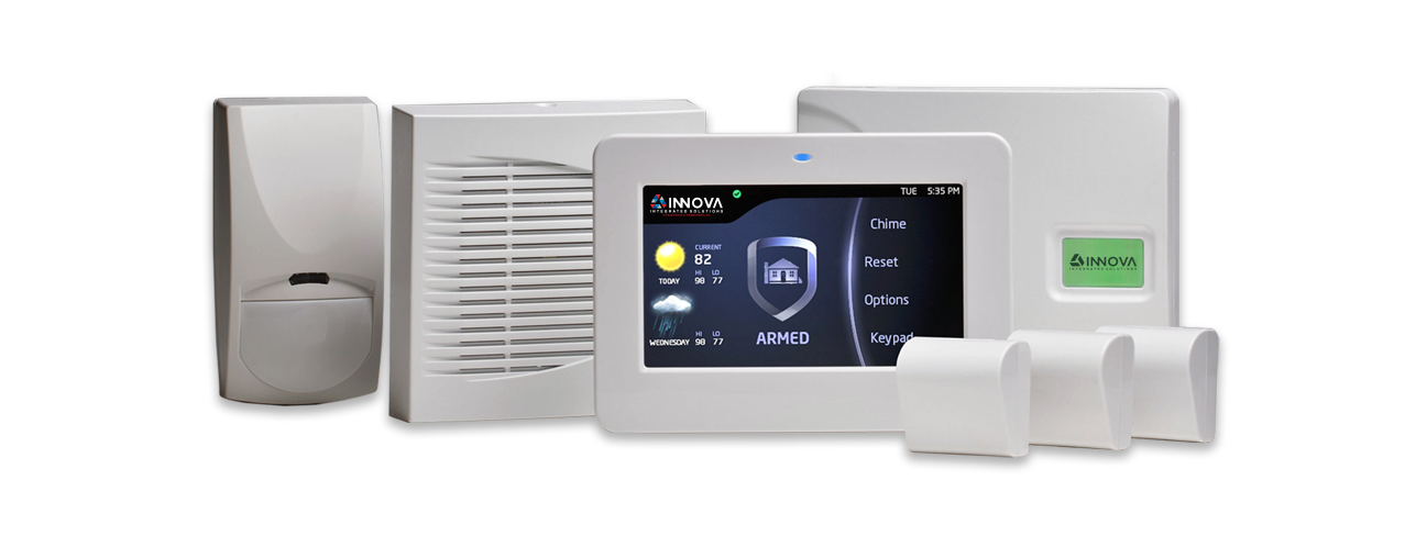 Innova Home innova home security system plans start at less than 2 a day