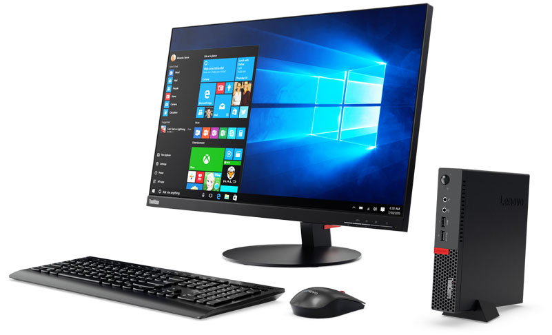 Lenovo ThinkCentre Tiny
